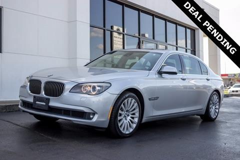 2011 BMW 7 Series for sale in Indianapolis, IN