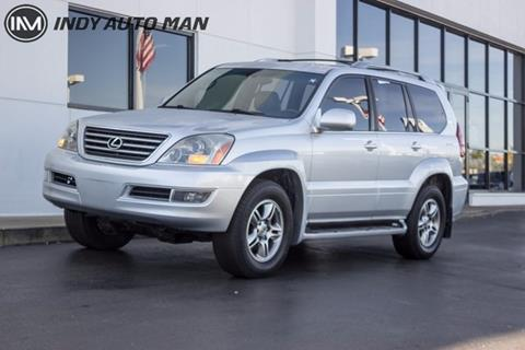 2006 Lexus GX 470 for sale in Indianapolis, IN