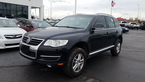 2008 Volkswagen Touareg 2 for sale in Indianapolis, IN