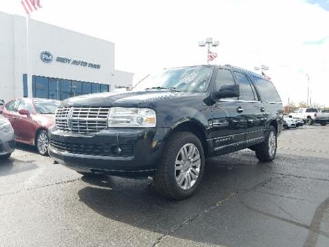 2011 Lincoln Navigator L for sale in Indianapolis, IN