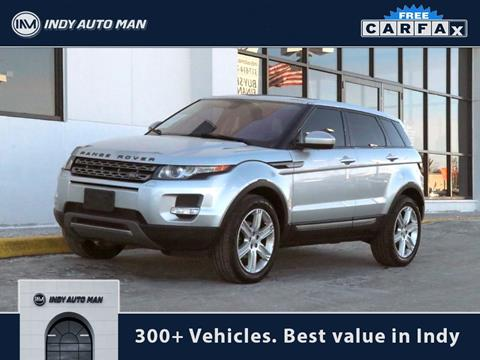 2014 Land Rover Range Rover Evoque for sale in Indianapolis, IN