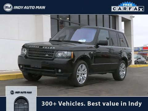 2012 Land Rover Range Rover for sale in Indianapolis, IN