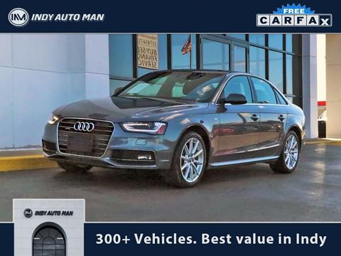 2014 Audi A4 for sale in Indianapolis, IN