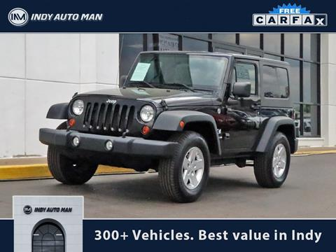 2009 Jeep Wrangler for sale in Indianapolis, IN