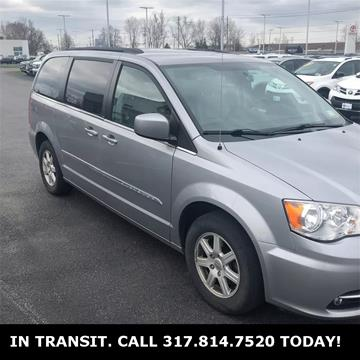 2013 Chrysler Town and Country for sale in Indianapolis, IN