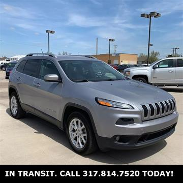 2014 Jeep Cherokee for sale in Indianapolis, IN