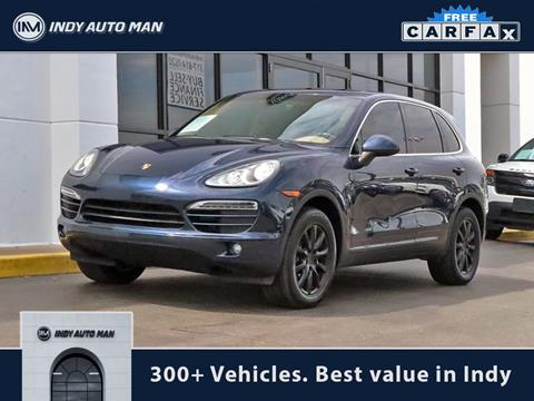 2011 Porsche Cayenne for sale in Indianapolis, IN