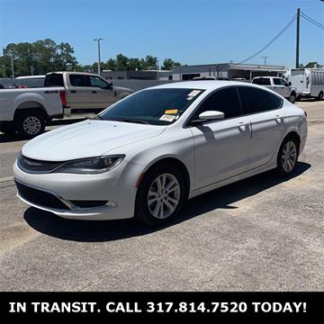 2016 Chrysler 200 for sale in Indianapolis, IN