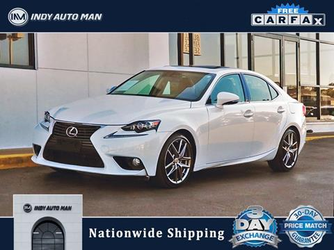 2014 Lexus IS 250 for sale in Indianapolis, IN