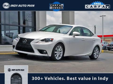 Lexus Used Cars For Sale Indianapolis INDY AUTO MAN