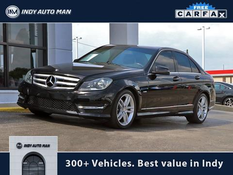 Mercedes Benz Indianapolis >> Mercedes Benz Used Cars For Sale Indianapolis Indy Auto Man