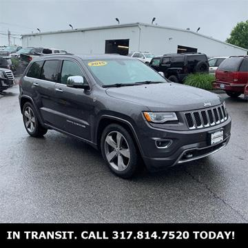 2015 Jeep Grand Cherokee for sale in Indianapolis, IN