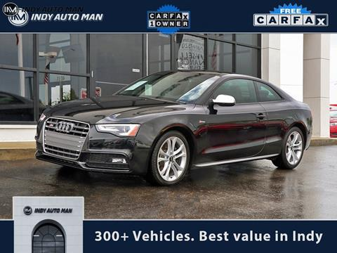 2016 Audi S5 for sale in Indianapolis, IN