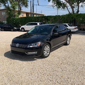 2013 Volkswagen Passat for sale in Indianapolis, IN