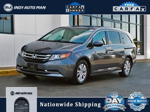 2016 Honda Odyssey for sale in Indianapolis, IN