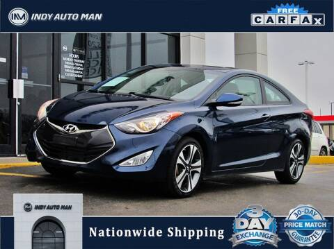 Hyundai Elantra Coupe >> 2013 Hyundai Elantra Coupe For Sale In Indianapolis In