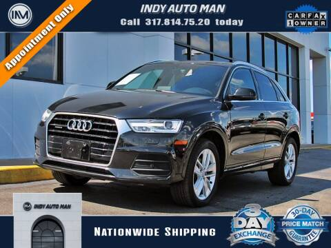 2017 Audi Q3 for sale at INDY AUTO MAN in Indianapolis IN