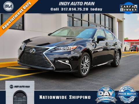 2017 Lexus ES 350 for sale at INDY AUTO MAN in Indianapolis IN