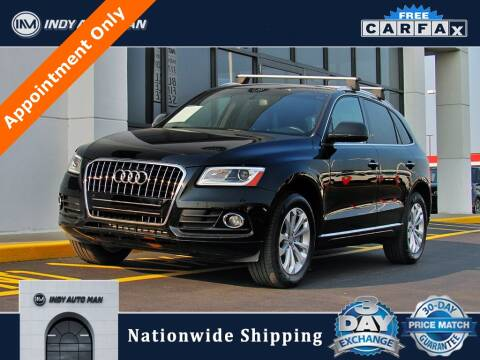 2017 Audi Q5 for sale at INDY AUTO MAN in Indianapolis IN