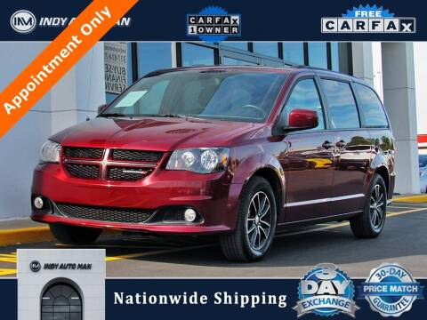 2018 Dodge Grand Caravan for sale at INDY AUTO MAN in Indianapolis IN