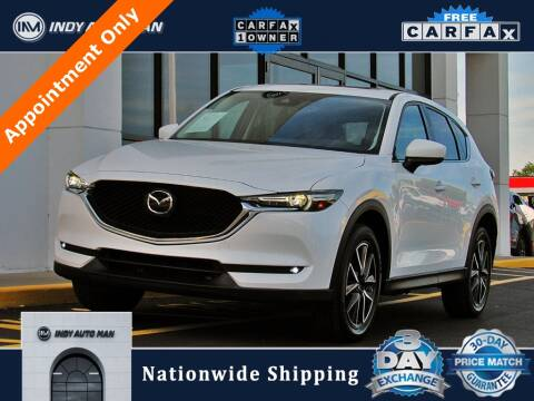 2017 Mazda CX-5 for sale at INDY AUTO MAN in Indianapolis IN