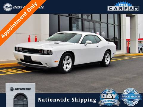 2014 Dodge Challenger for sale at INDY AUTO MAN in Indianapolis IN