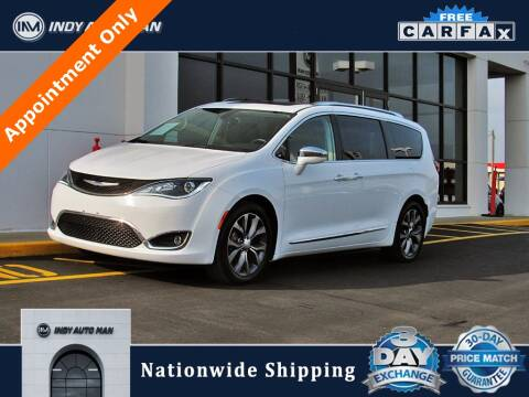 2018 Chrysler Pacifica for sale at INDY AUTO MAN in Indianapolis IN