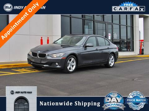 2013 BMW 3 Series for sale at INDY AUTO MAN in Indianapolis IN