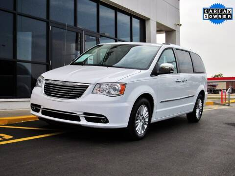 2015 Chrysler Town and Country for sale at INDY AUTO MAN in Indianapolis IN