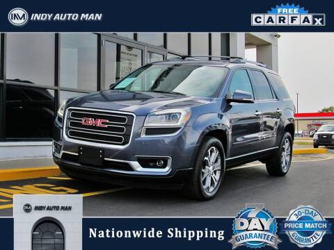 2014 GMC Acadia for sale at INDY AUTO MAN in Indianapolis IN