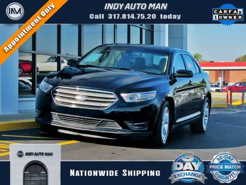 2016 Ford Taurus for sale at INDY AUTO MAN in Indianapolis IN