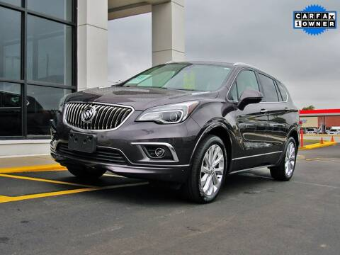 2016 Buick Envision for sale at INDY AUTO MAN in Indianapolis IN