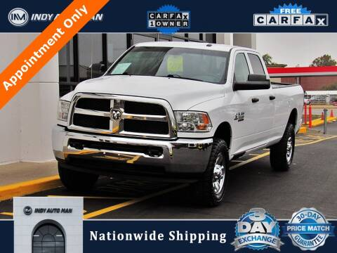 2018 RAM Ram Pickup 3500 for sale at INDY AUTO MAN in Indianapolis IN