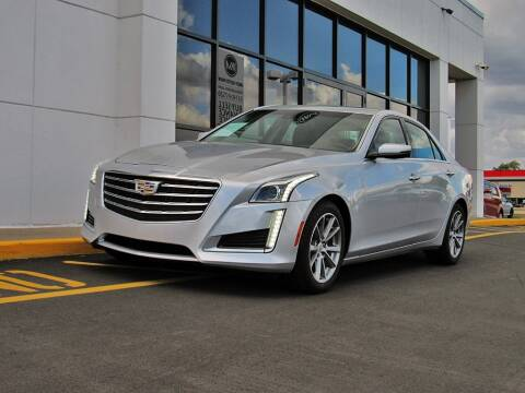 2017 Cadillac CTS for sale at INDY AUTO MAN in Indianapolis IN