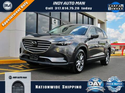 2019 Mazda CX-9 for sale at INDY AUTO MAN in Indianapolis IN