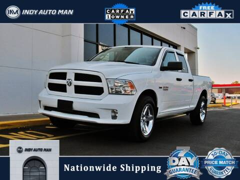 2017 RAM Ram Pickup 1500 for sale at INDY AUTO MAN in Indianapolis IN