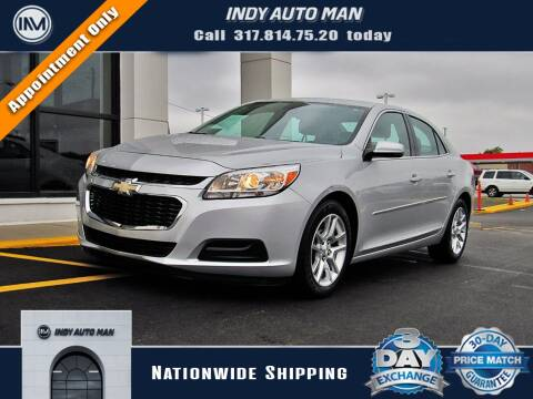 2014 Chevrolet Malibu for sale at INDY AUTO MAN in Indianapolis IN