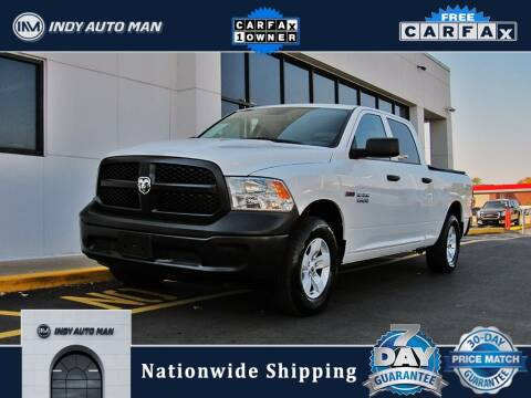 2015 RAM Ram Pickup 1500 for sale at INDY AUTO MAN in Indianapolis IN