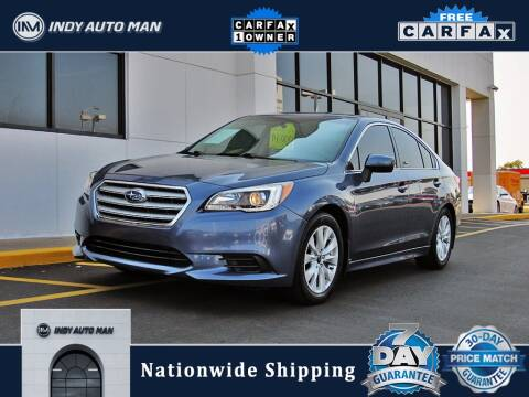 2015 Subaru Legacy for sale at INDY AUTO MAN in Indianapolis IN