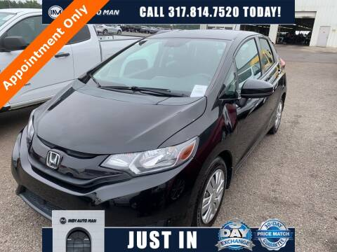 2015 Honda Fit for sale at INDY AUTO MAN in Indianapolis IN