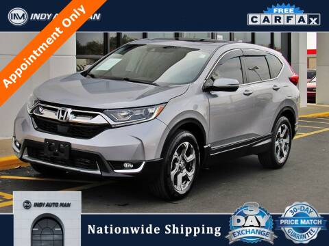 2018 Honda CR-V for sale at INDY AUTO MAN in Indianapolis IN