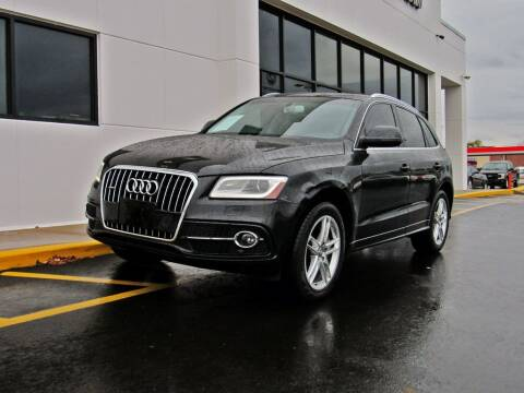 2014 Audi Q5 for sale at INDY AUTO MAN in Indianapolis IN