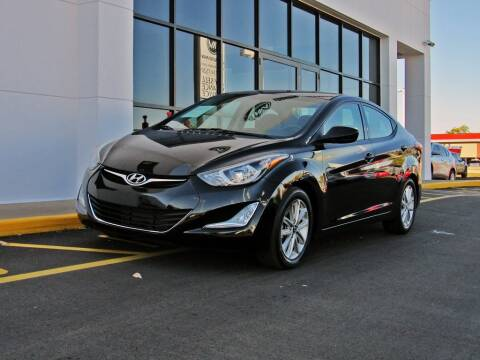 2015 Hyundai Elantra for sale at INDY AUTO MAN in Indianapolis IN