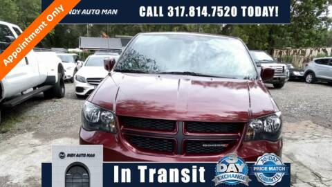 2019 Dodge Grand Caravan for sale at INDY AUTO MAN in Indianapolis IN
