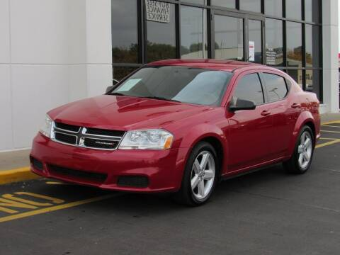 2013 Dodge Avenger for sale at INDY AUTO MAN in Indianapolis IN
