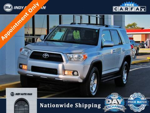 2011 Toyota 4Runner for sale at INDY AUTO MAN in Indianapolis IN