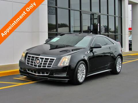 2012 Cadillac CTS for sale at INDY AUTO MAN in Indianapolis IN