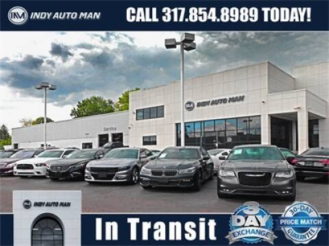 2016 Ford Fusion for sale at INDY AUTO MAN in Indianapolis IN
