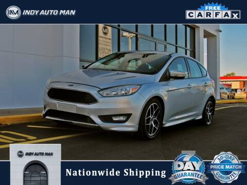 2015 Ford Focus for sale at INDY AUTO MAN in Indianapolis IN