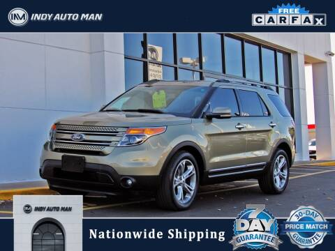 2013 Ford Explorer for sale at INDY AUTO MAN in Indianapolis IN